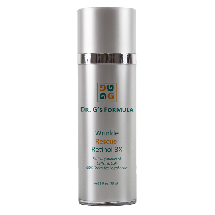Wrinkle Rescue Retinol 3x: